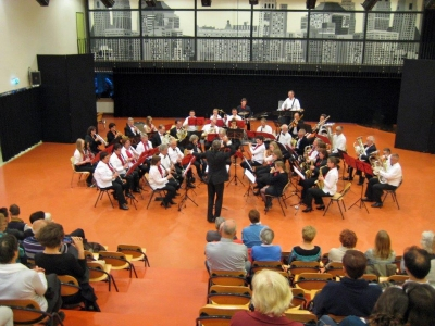 Orkest in concert